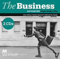 The Business Advanced CD