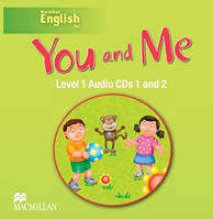 YOU AND ME 1 Audio CD (2)