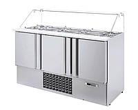 Стол-саладетта GGM SAI147M-E (холодильный)