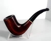 """Курительная трубка с большой чашей """"Кабинетная"""" подарок курильщику"""