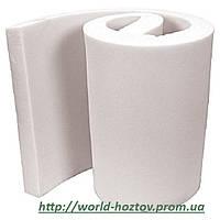Поролон мебельный листовой (1,2м*2м) толщиной 40 мм
