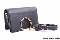 Элегантная женская сумочка Bonilarti Oalengi цвет черный