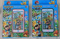 Телефон Покемон в коробке 16,5-25-2,5 см