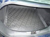 Коврик в багажник Ford Focus II SD (05-)  (Форд Фокус 2), Lada Locker
