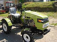 Трактор DW 154СX полный привод 4х4