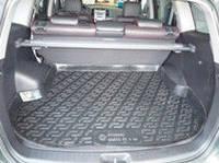 Коврик в багажник Hyundai Santa Fe (06-)  (Хундай Санта фе), Lada Locker