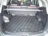 Коврик в багажник Hyundai Santa Fe classic (06-)  (Хундай Санта фе классик), Lada Locker