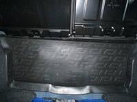 Коврик в багажник Peugeot 107 HB (05-)  (Пежо 107), Lada Locker