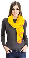 Женский шарф объемный 200 на 80 dress 2939_желт
