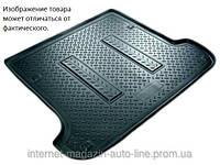Коврик в багажник Skoda Rapid (NH) HB (2013) (Шкода Рапид), NORPLAST