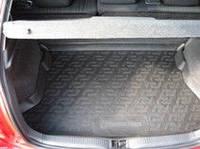 Коврик в багажник Toyota Auris (06-)  (Тойота Аурис), Lada Locker