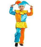 Детский маскарадный костюм Скоморохи (110-134 рост) — купить в Розницу в одессе 7км