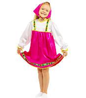 Детский маскарадный костюм Машеньки, Матрешки (104-128 рост) — купить в Розницу в одессе 7км