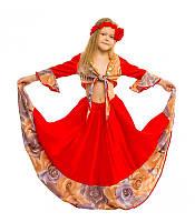 Детский маскарадный костюм Цыганки (110-134  рост) — купить в Розницу в одессе 7км