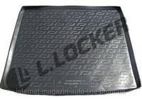 Коврик в багажник Volkswagen Caravelle T5 long (09-) (Фольксваген Каравелла Т5), Lada Locker
