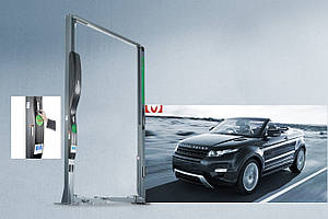 Подъемник автомобильный, электрогидравлический, 5,5т, Bosch, VLH 2155 - 1 692 821 523