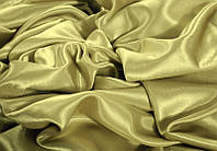 Ткань Креп-сатин Бежевый