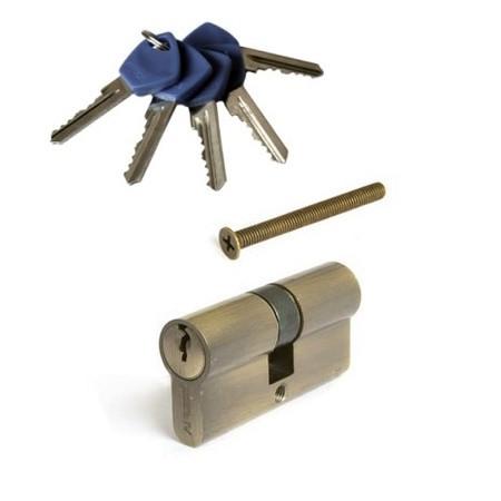 Цилиндр для замка Apecs EC-60 AB CIS