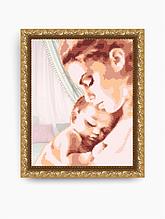 Авторская канва для вышивки бисером «Нежность»
