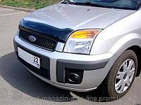 Дефлектор капота (мухобойка) FORD FUSION 2004- (Форд Фьюжн) SIM