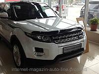 Дефлектор капота (мухобойка) LAND ROVER Range Rover Evoque (Ленд Ровер Рейндж Ровер Евок) SIM