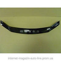 Дефлектор капота (мухобойка) Mazda 6 с 2002-2008 г.в. (Мазда 6) Vip Tuning