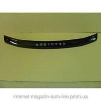 Дефлектор капота (мухобойка) Mercedes-Benz Sprinter с 1995 – 2002 г.в. (Мерседес-бенц Спринтер) Vip Tuning