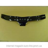 Дефлектор капота (мухобойка) Mitsubishi Carisma с 2000–2005 г.в. (Митсубиси Каризма) Vip Tuning