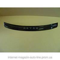 Дефлектор капота (мухобойка) Opel Astra F с 1991-1998 г.в. (Опель Астра ф) Vip Tuning