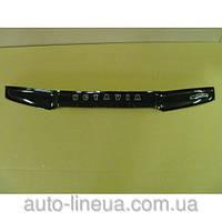 Дефлектор капота (мухобойка) Skoda Octavia с 1997 г.в./Skoda Octavia Tour с 2000 г.в. (Шкода Октавия) Vip Tuning