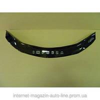 Дефлектор капота (мухобойка) Subaru Impreza с 2007-2011 г.в. (Субару Импреза) Vip Tuning