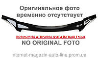 Дефлектор капота (мухобойка) TOYOTA Corolla Runx с 2002 (правый руль) (Тойота Корола Ранкс) Vip Tuning