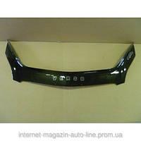 Дефлектор капота (мухобойка) TOYOTA Corolla Verso с 2001–2004 г.в. (Тойота Корола Версо) Vip Tuning