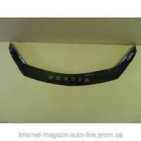 Дефлектор капота (мухобойка) TOYOTA Previa с 2000–2005 г.в. (Тойота превиа) Vip Tuning