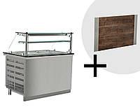 Стол-саладетта GGM SAE125 (холодильный)