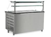Стол-саладетта GGM SAE150 (холодильный)
