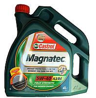 Масло моторное Castrol Magnatec 5W-40 А3/В4 4л