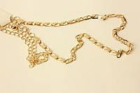 Золотая цепочка на пояс оптом, артикул Z 60