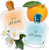 Giorgio Armani Air di Gioia парфюмированная вода 100 ml. (Джорджио Армани Аир Ди Джоя), фото 3