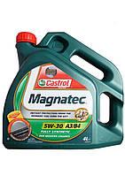 Масло моторное Castrol Magnatec 5W-30 A3/B4 4л