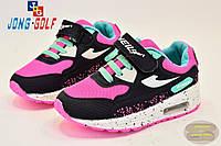 Яркие кроссовки для девочки AIR MAX р 29-17,5см