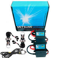 Биксенон Mitsumi Slim DC H4 35Вт (4300K)