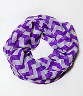 Удобный шарф-хомут, dress С613_сирен