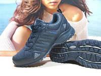Кроссовки Adidas climaproof (адидас) синие 46 р., фото 1