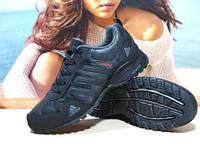 Кроссовки для бега Adidas climaproof черно-красные 44 р.