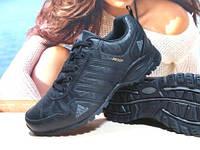 Кроссовки мужские Adidas climaproof (реплика) черные 45 р., фото 1