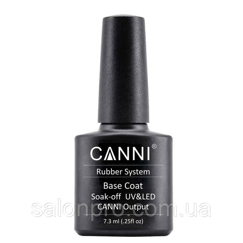 Каучуковое базовое покрытие Canni, база 7.3 мл