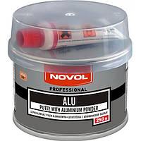 NOVOL ALU шпатлевка с алюминиевой пылью 0,25 кг