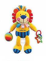Музыкальная игрушка Baby Mix Плюшевый Лев multi
