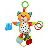 Музыкальная игрушка Baby Mix  Тигр